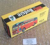 Budgie #296 Motorway Express Coach - Reproduction Box